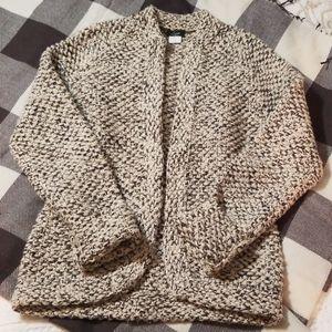 J. Crew Handknit Sweater size M